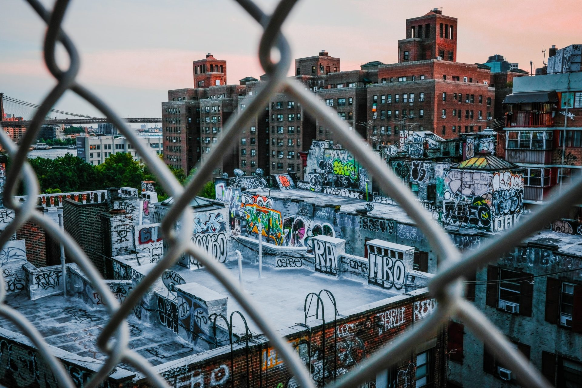 Виды и стили граффити
