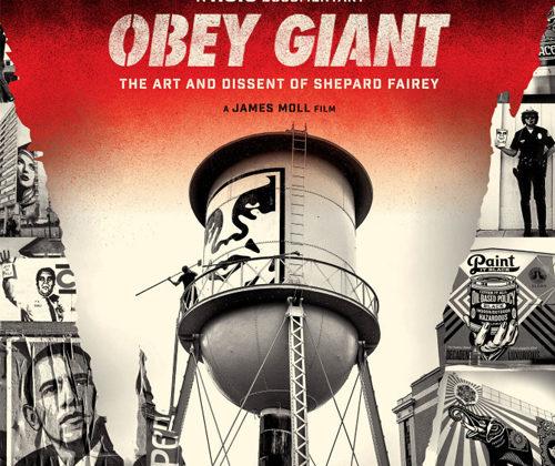 Фильм Obey Giant 2017