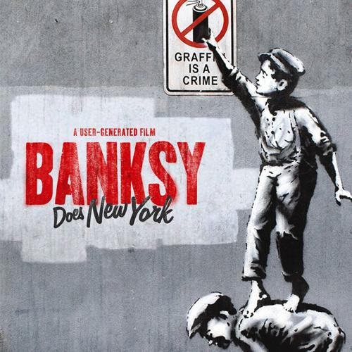 Фильм Бэнкси уделывает Нью Йорк (2014)