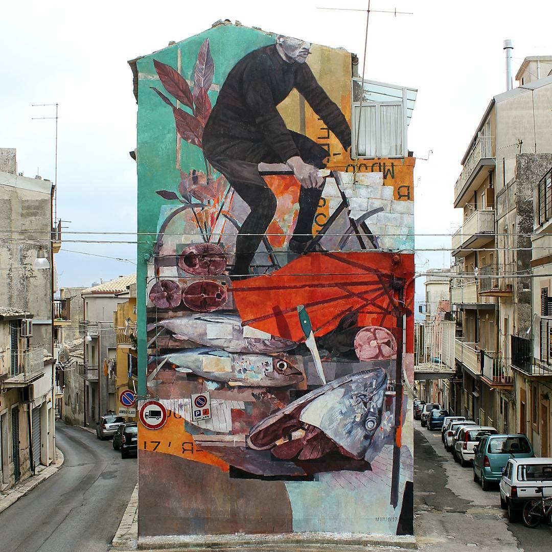 Марат Morik — Известный стрит-арт и граффити художник