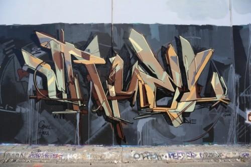 Дикий стиль в граффити